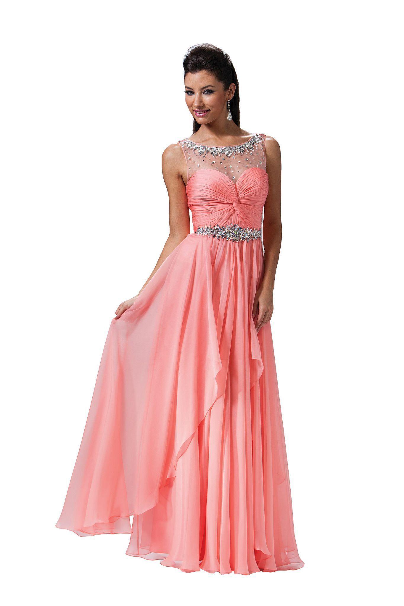 Hermosa Prom Vestidos Exceso Imágenes - Colección del Vestido de la ...