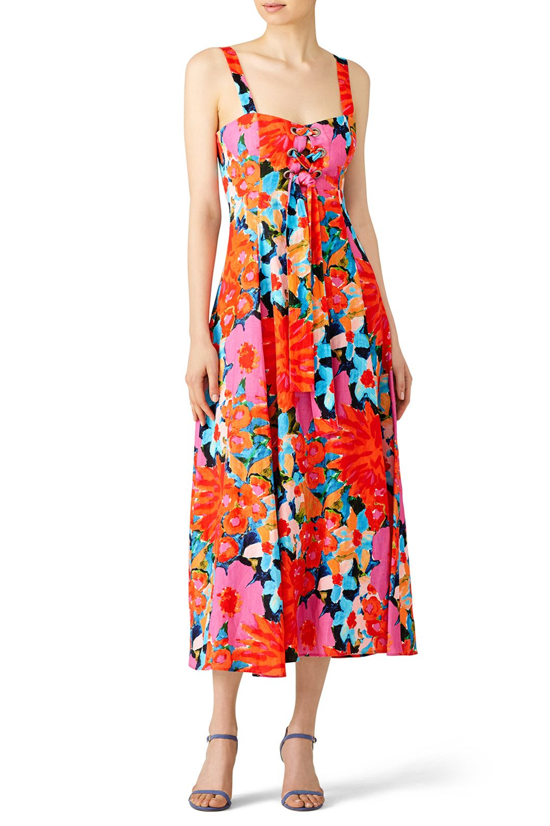 Rent Floral Mei Maxi By Mara Hoffman For 70 Only At Rent The Runway Mara Hoffman Fashion Dresses