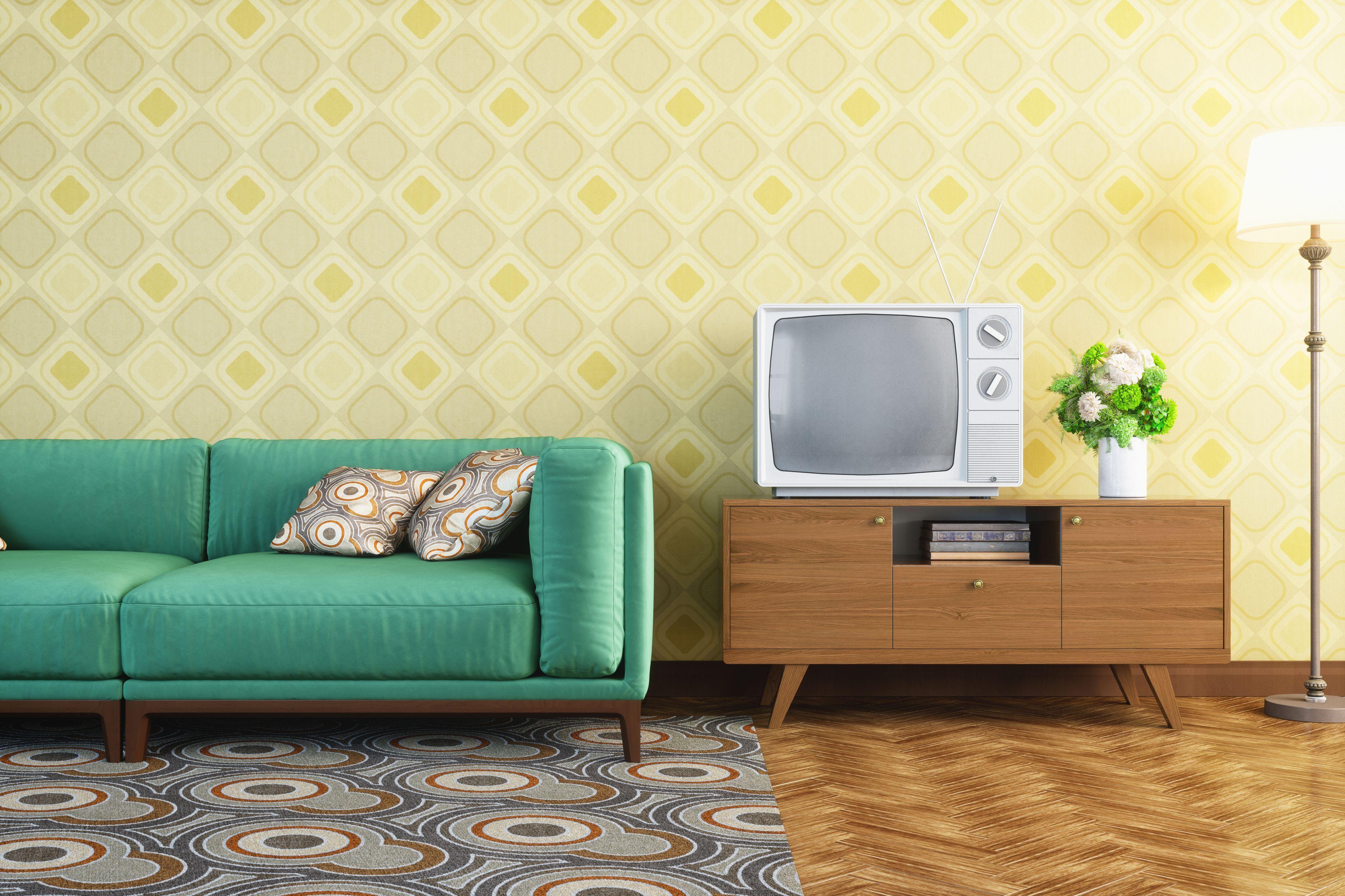 Meubles Vintage Paris Frais Go Retro With Seven Decorating Tips De 15 Impressionnant Retro Living Rooms Retro Living Room Furniture Vintage Living Room Design