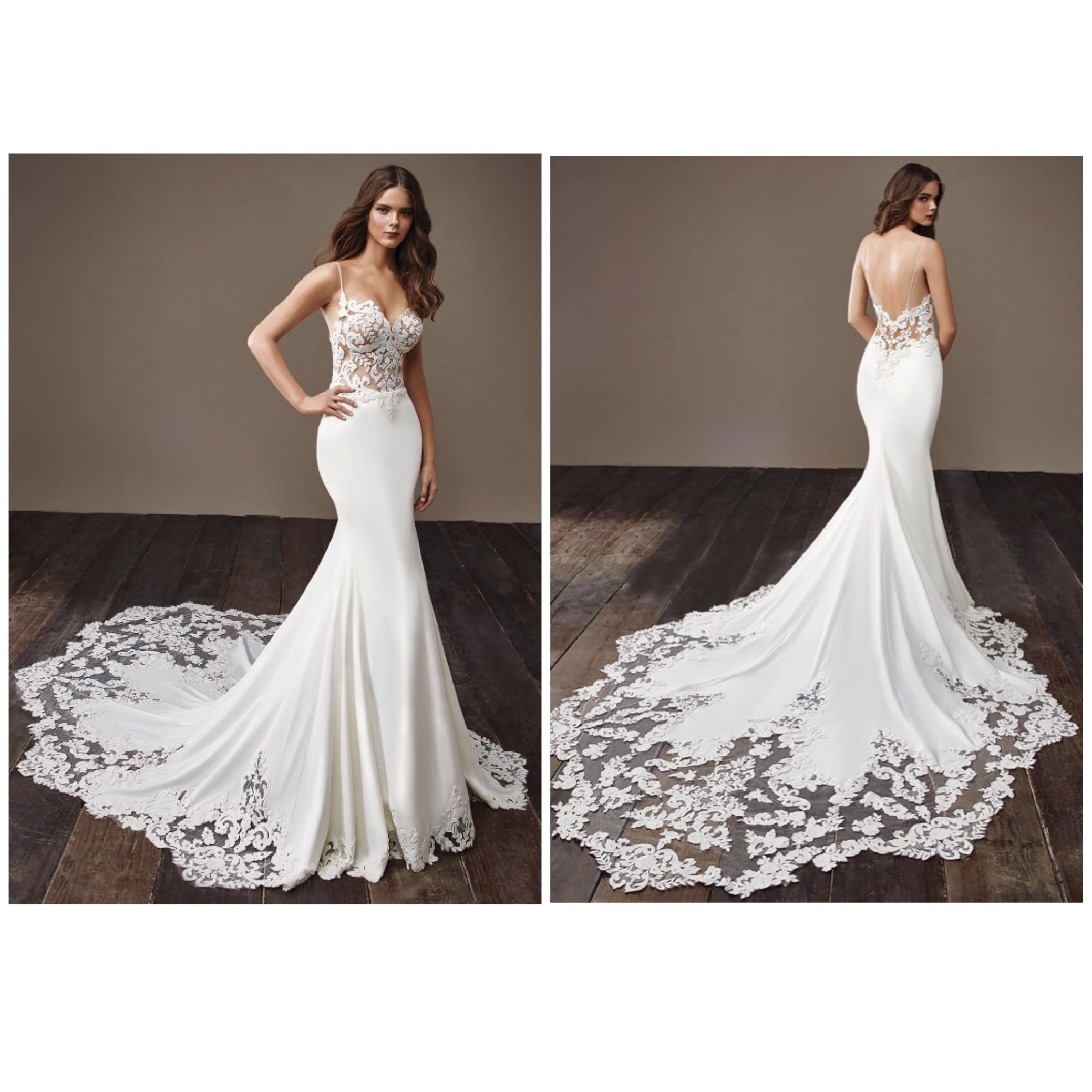 Pin On Bridal Gowns