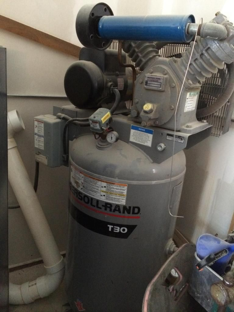 If you want to eliminate the problem buy a quincy air compressor next time and you won t have to replace it every time you turn around