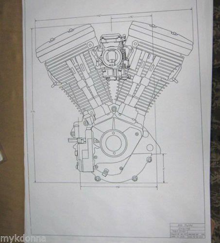 Paxcoo 8 Pcs Carburetor Adjusting Tool Kit with Carrying Case for – Evolution Sportster Engine Diagram