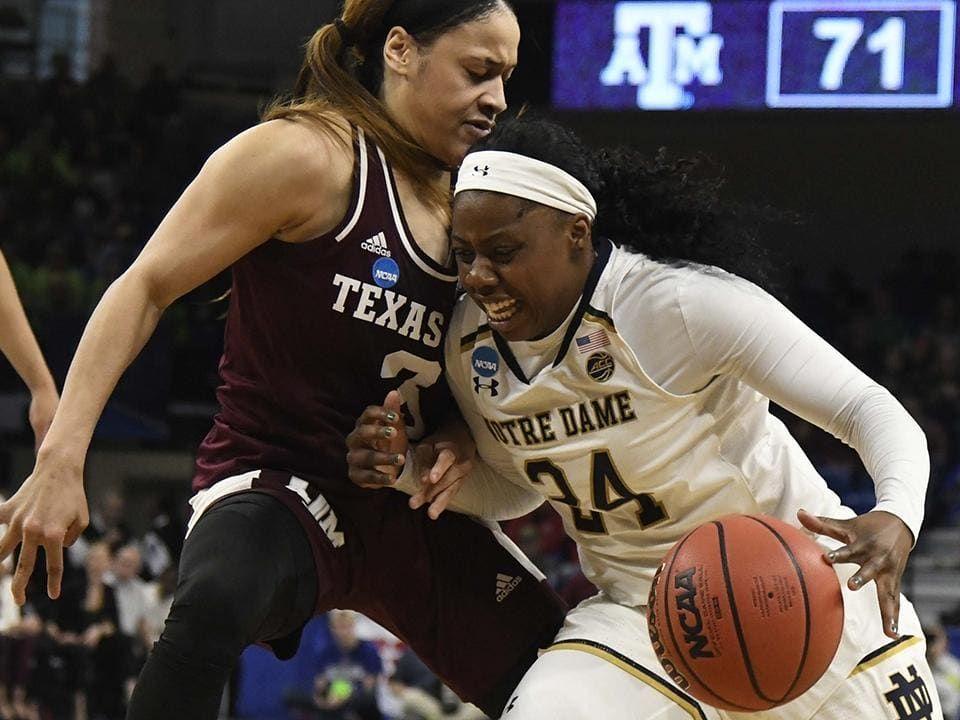 2020 NCAA women's basketball bracket Printable tournament