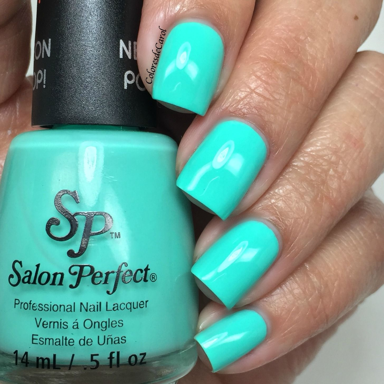 Colores de Carol swatch of Salon Perfect: ☆ Mer-Made of Money ☆ an ...