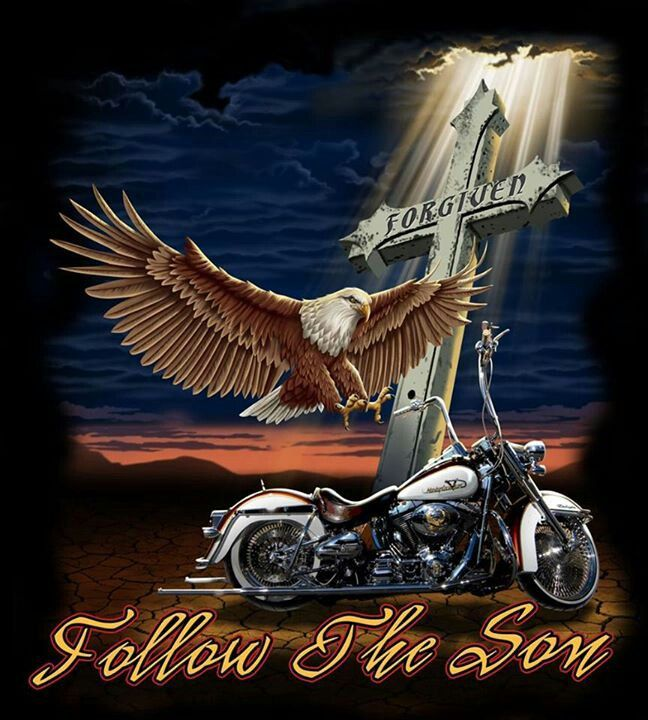 Beautiful T Shirt From Christian Bikers With Images Christian