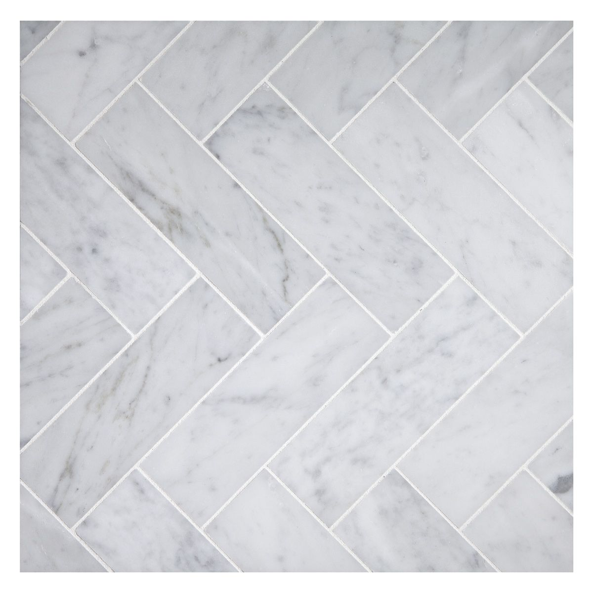 Complete Tile Collection Herringbone 2 X6 Mosaic In Carrara Marble Honed Mi 237 S2 402 Marble Herringbone Tile Herringbone Tile Herringbone Tile Floors