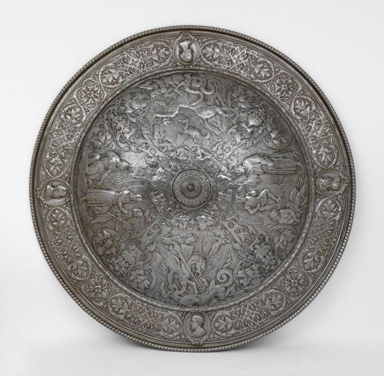 Shield, Crystal Palace, Italian