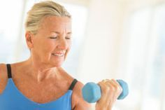 Exercises for Women Over 60 #fitness #exercises
