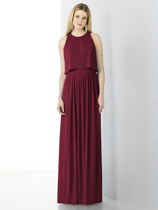 After Six Bridesmaids Style 6731 http://www.dessy.com/dresses/bridesmaid/6731/