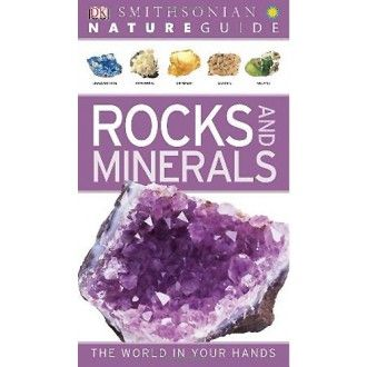 NHM Museum Store | Nature Guide: Rocks and Minerals - Books & Media - Category