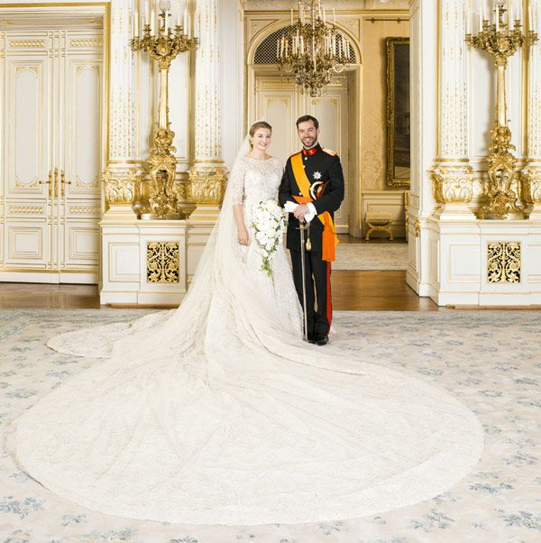 Príncipe Guillaume ♥ Stéphanie de Lannoy | Constance Zahn - Blog de casamento para noivas antenadas.