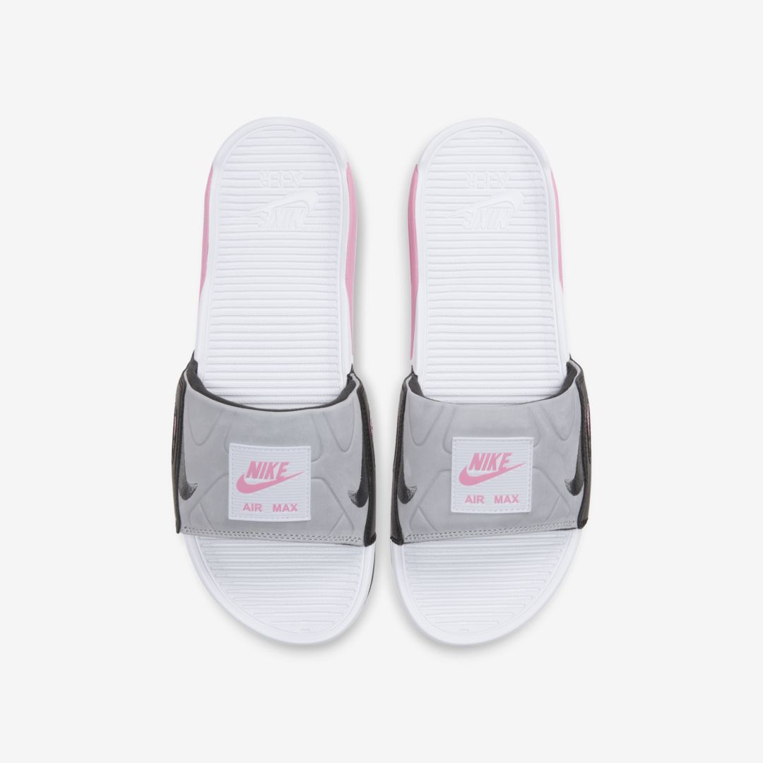 Nike Air Max 90 Men's Slide (White) | Nike air max, Air max