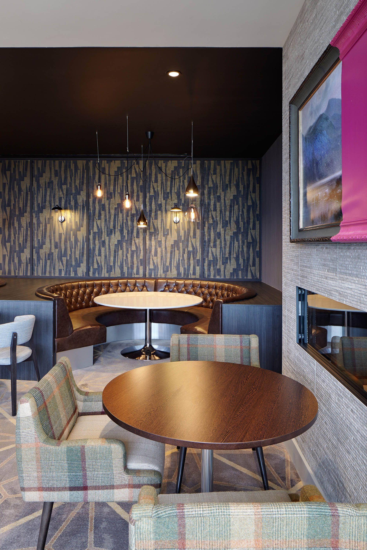 Hotel interior design I Restaurant and bar design I Contemporary interior  design I Scottish traditional influence I Aberdeen airport | Hospitality ...