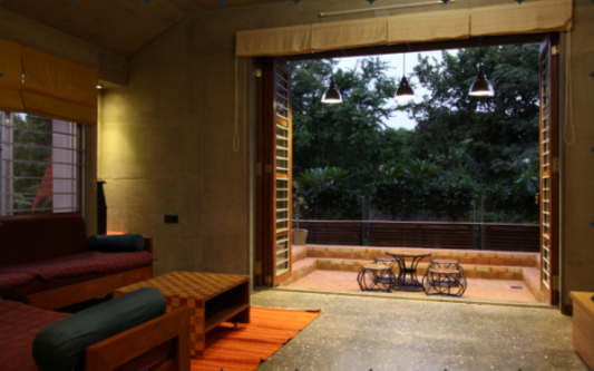 Residential Single Dwelling: Runner Up  Vishal Shah / Project Location: Surat