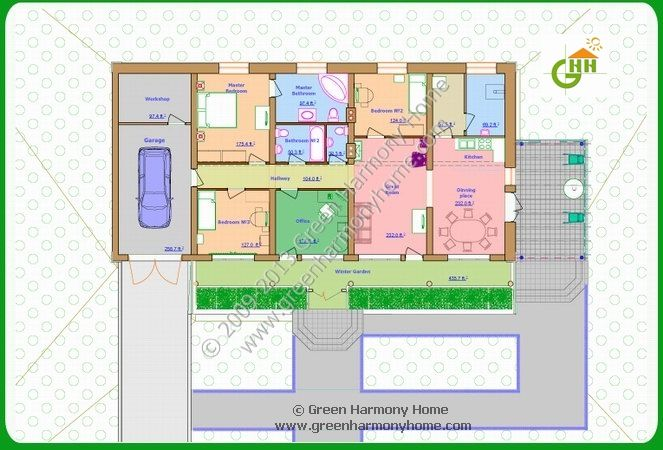 eco friendly homes plans eco free printable images house
