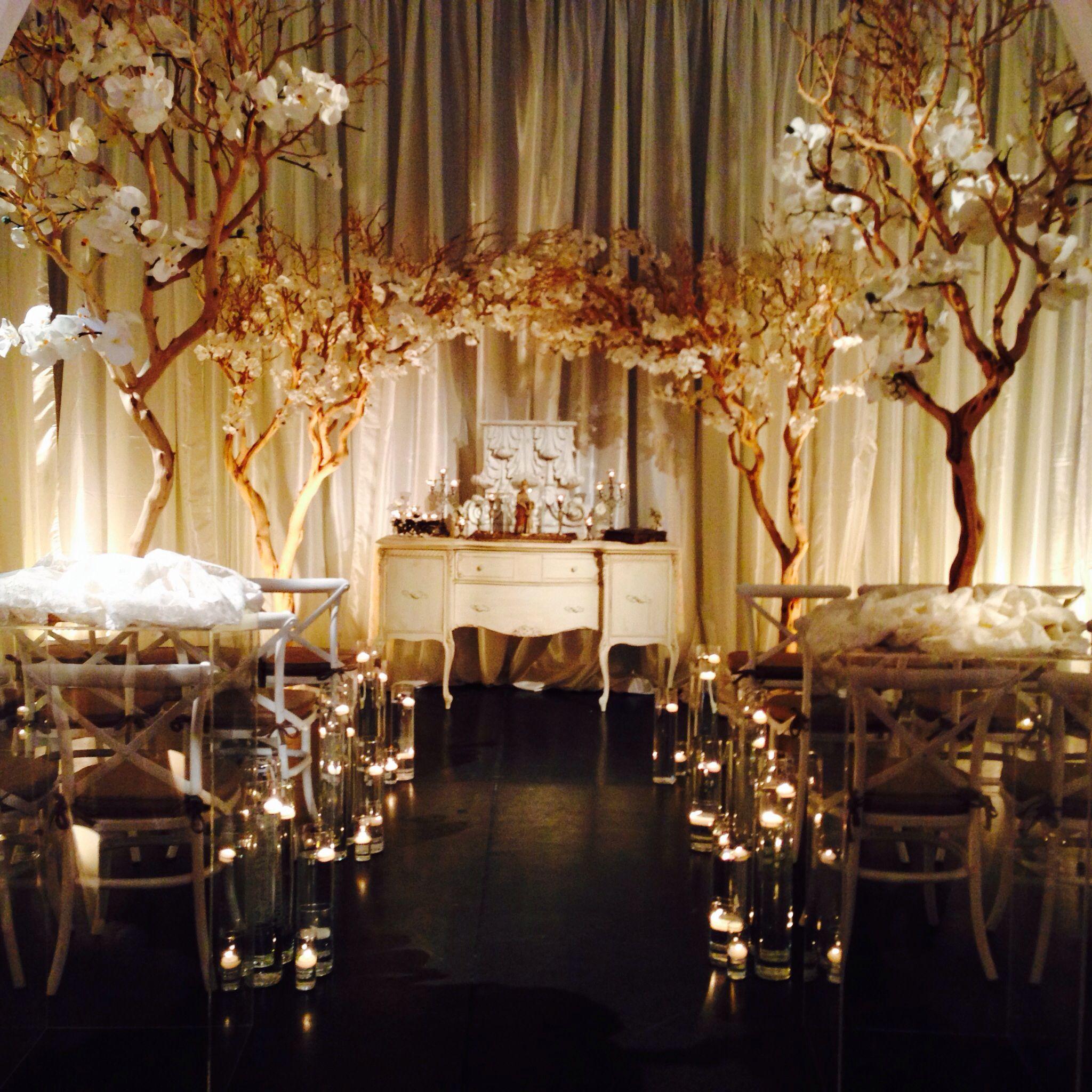 Stylish Wedding Ceremony Decor: Wedding Ceremony Decoration