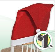 Surprising Santa Hat Chair Covers From Dollar Tree I Need These Inzonedesignstudio Interior Chair Design Inzonedesignstudiocom