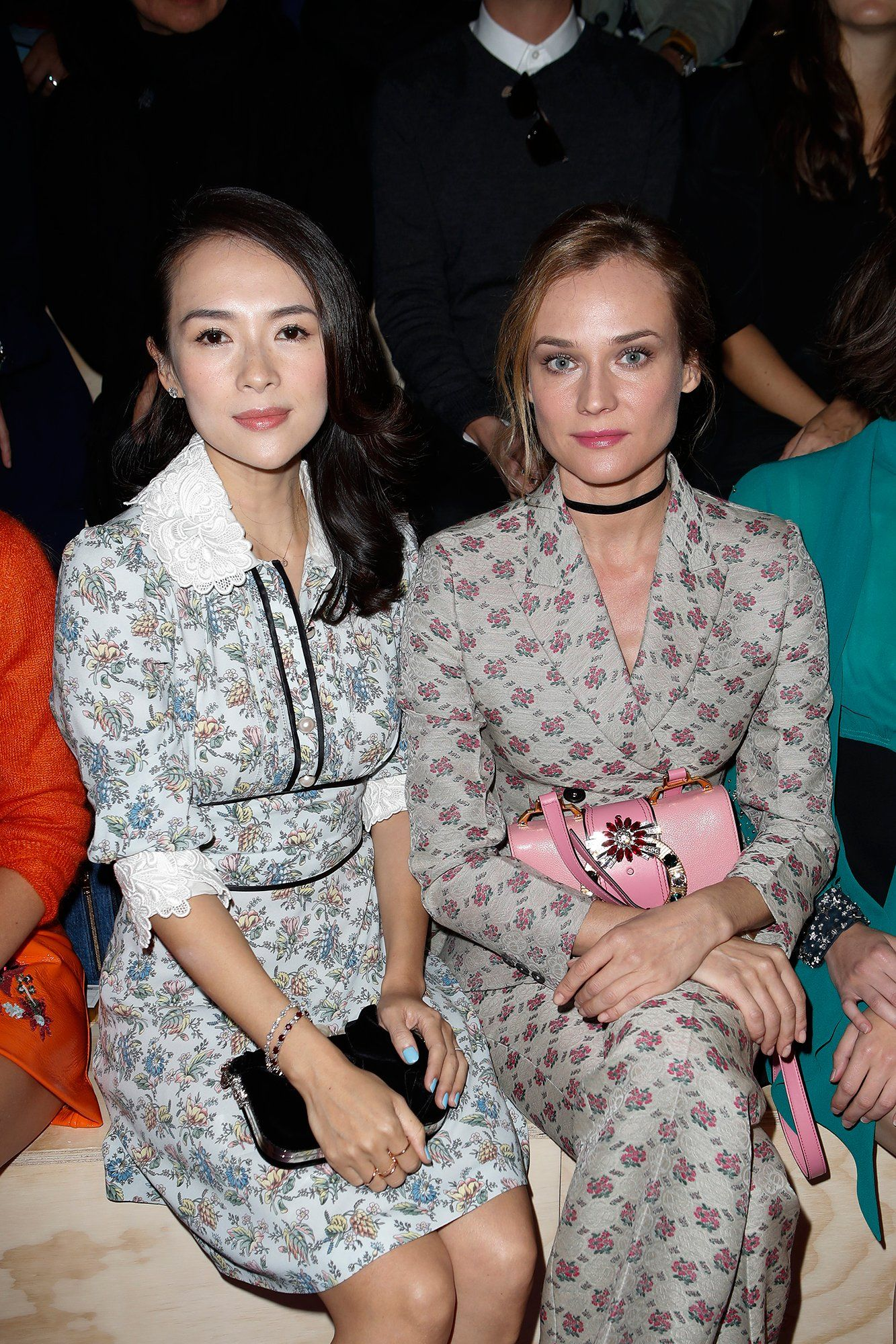 Front Row Style: Our Favorite A-List Moments of Fashion Week http://ift.tt/2cIprWn #Vogue #Fashion