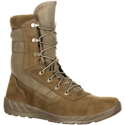 Rocky C7 Lightweight Commercial Military Boot Military Boots Boots Combat Boots