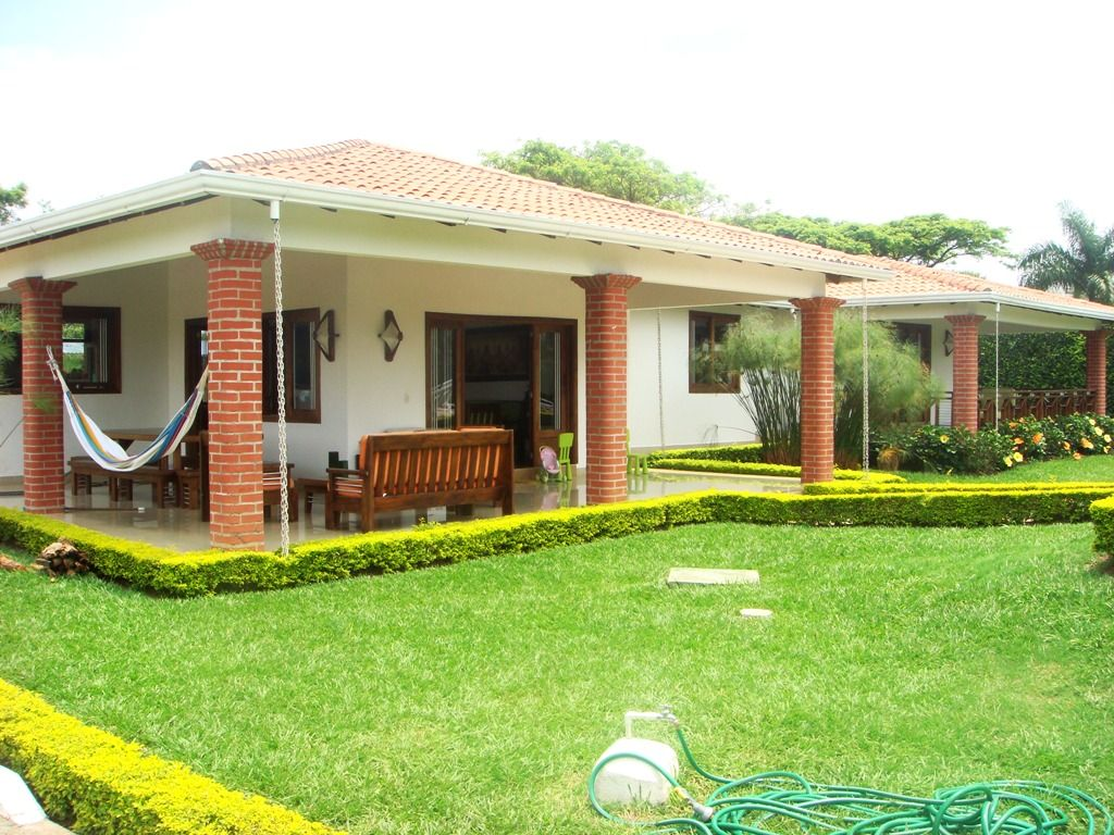 Resultado de imagen para casas campestres casas hacienda for Casas campestres rusticas