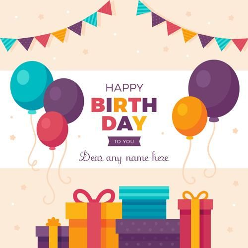 Latest Beautiful Happy Birthday Wishes Greeting Cards Images Online