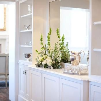 Built In Buffet Cabinets French Dining Room Washington School House Hotel