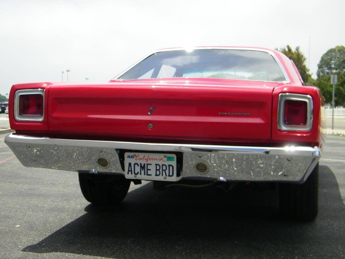 1969 Plymouth Road Runner for sale #1999171 - Hemmings Motor News ...