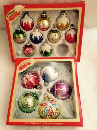 liberty bell hand painted glass christmas ornaments 2