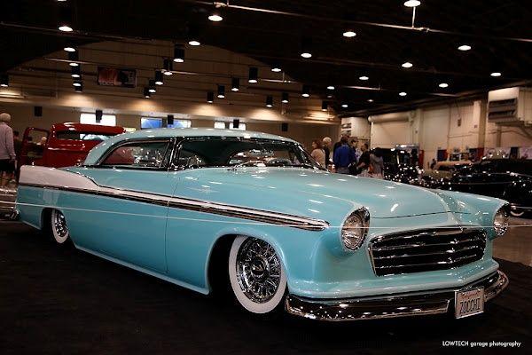 55 Chrysler Windsor Custom Chrysler Windsor Classic Cars Chrysler