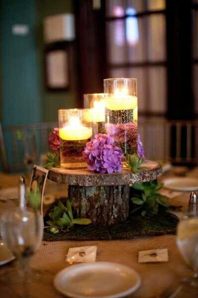 Rose Gold Wedding Decorations