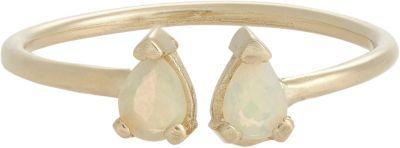 Loren Stewart Opal & Gold Cuff Ring at Barneys New York