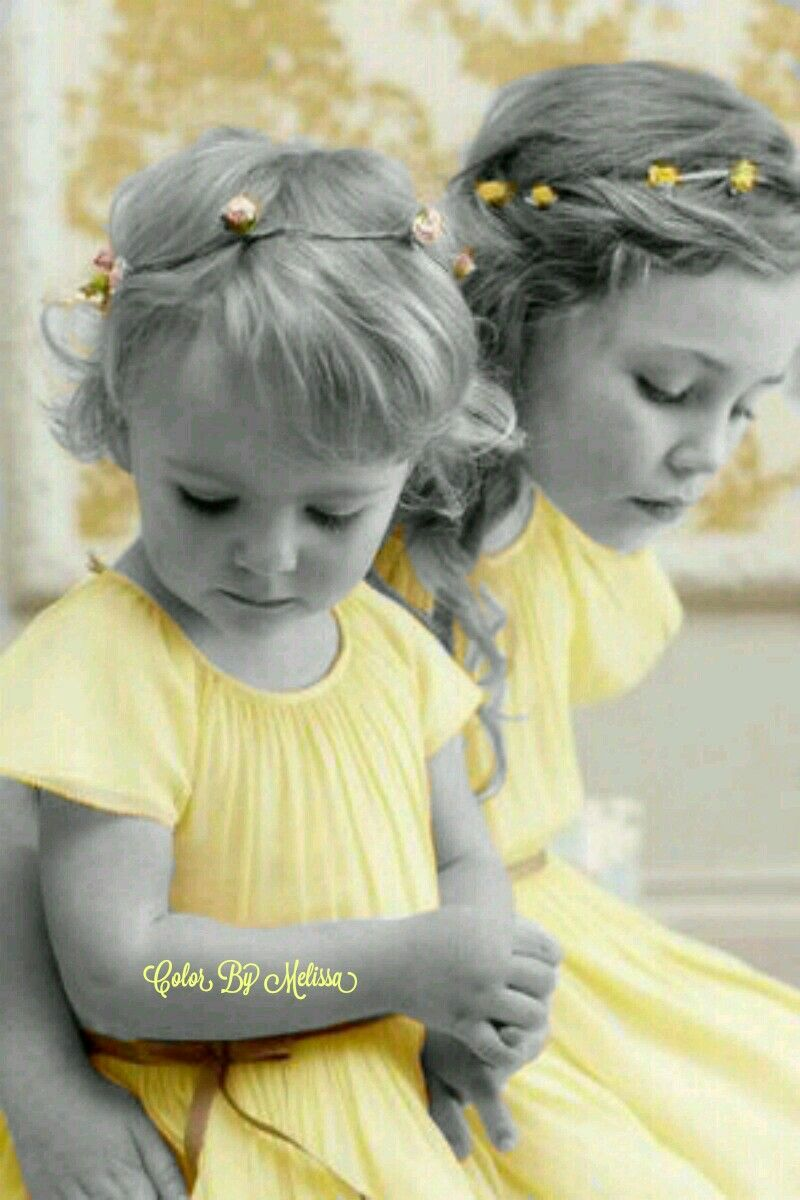Black and yellow dress kids  Pin by Janet Olson on hello yello  Pinterest  Colour splash