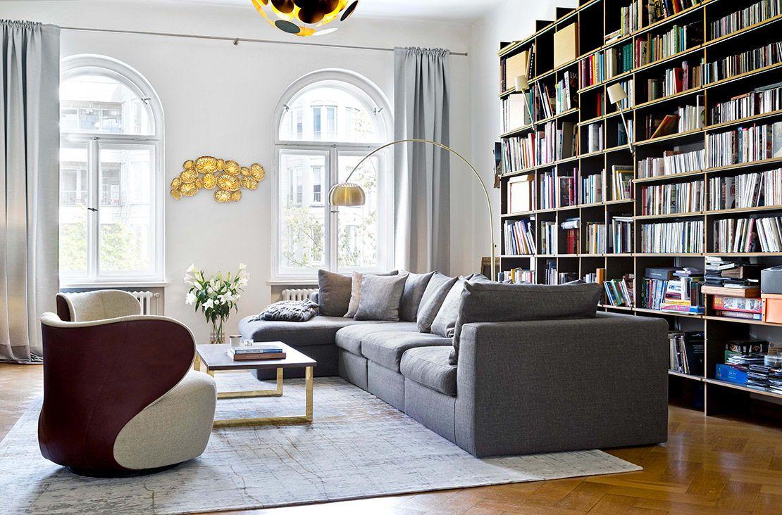 zu hause bei schauspielerin natalia w rner living pinterest westwing wohnzimmer und. Black Bedroom Furniture Sets. Home Design Ideas