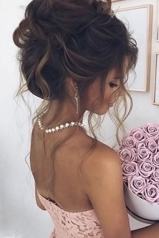 30 Pinterest Wedding Hairstyles For Your Unforgettable Wedding Hairstyles Pinterest Unforgettab Wedding Bun Hairstyles Hair Styles Wedding Hair Inspiration