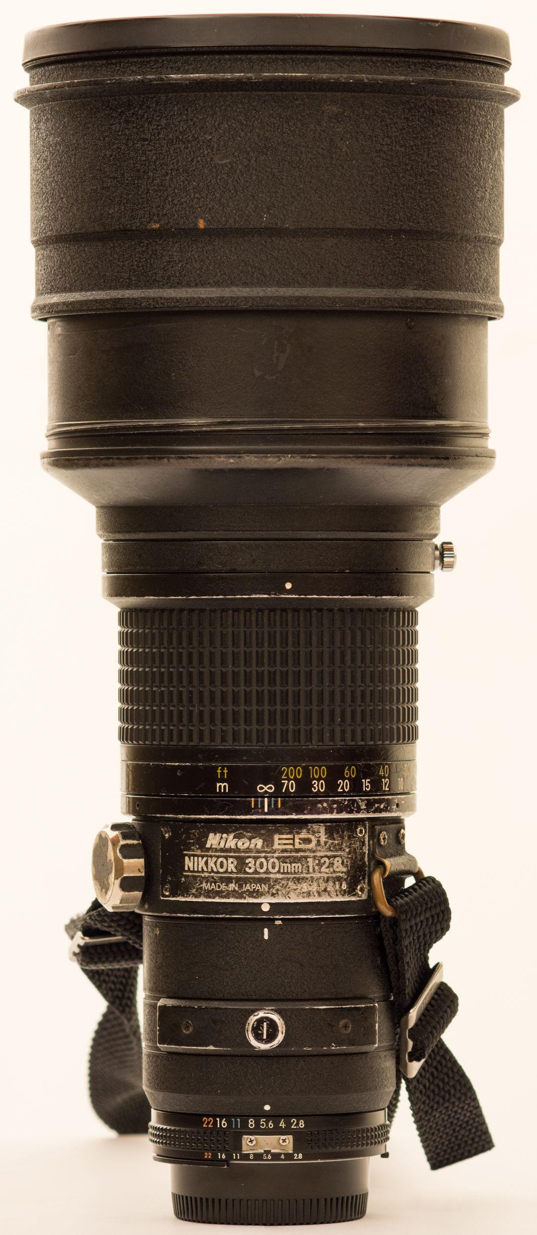 Lens Review Nikon 300mm F 2 8 Ai S Ed Nikon Lens Nikon Lenses Camera Accessories
