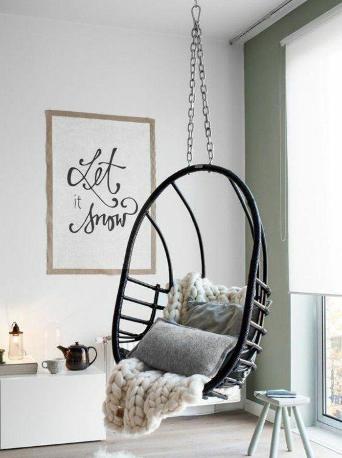 ▷1001+ idées pour une chambre scandinave stylée | Pinterest | Wohnideen