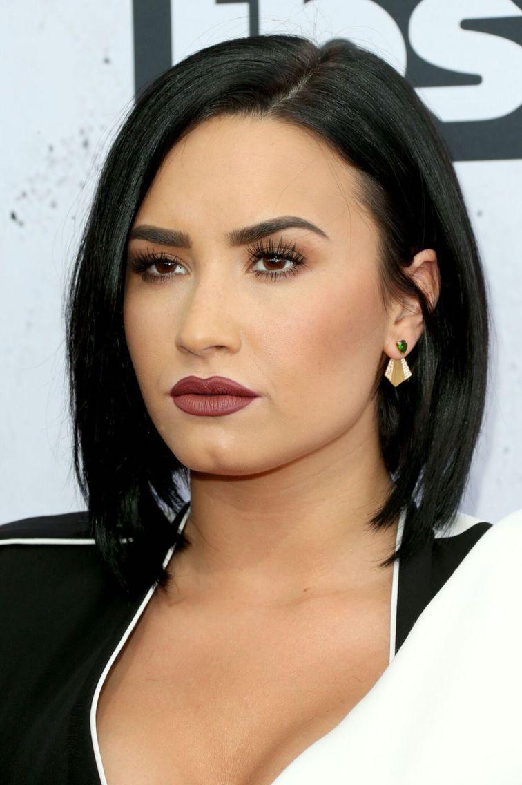 Demi Lovato At The Iheartradio Music Awards April 3rd