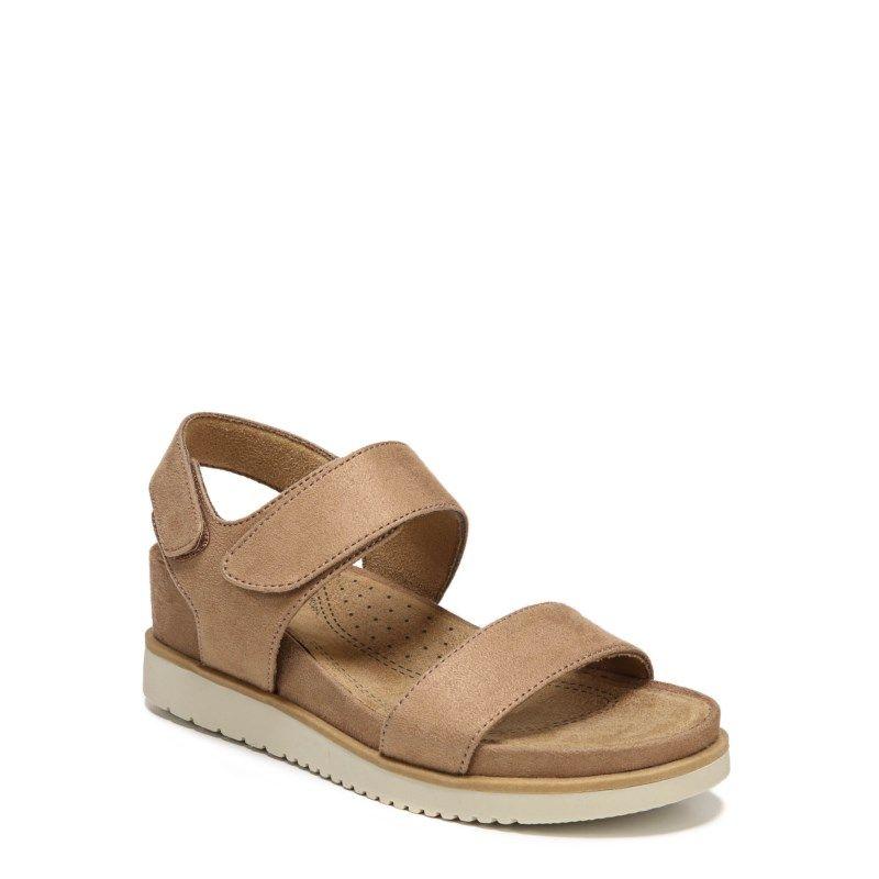 Soul Naturalizer Women's Kaila Sandals (Tan)   Sandals