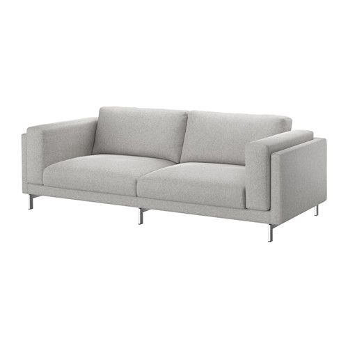 Shop For Furniture Home Accessories More Three Seat Sofa Nockeby Sofa Ikea Nockeby Sofa