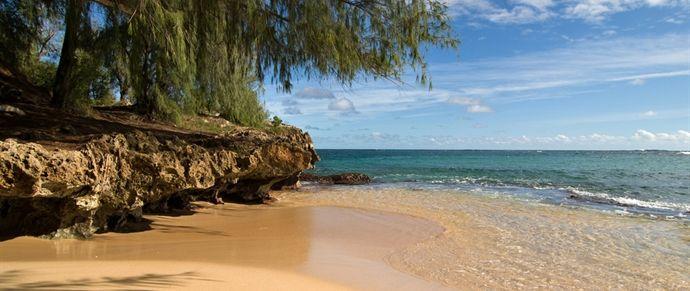 Maha Ulepu Beach Kauai The Is