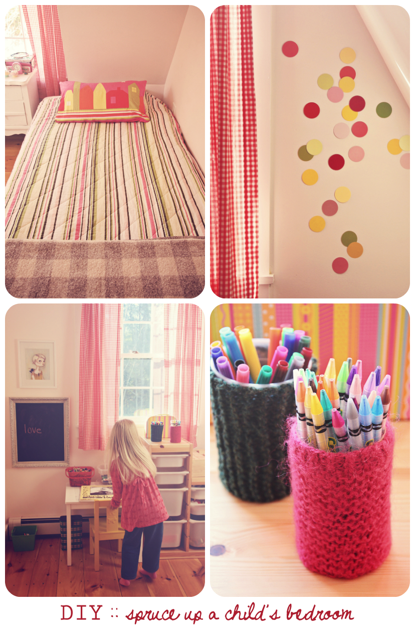 Creative DIY Kids Room Decorating Ideas Susan Tuttle
