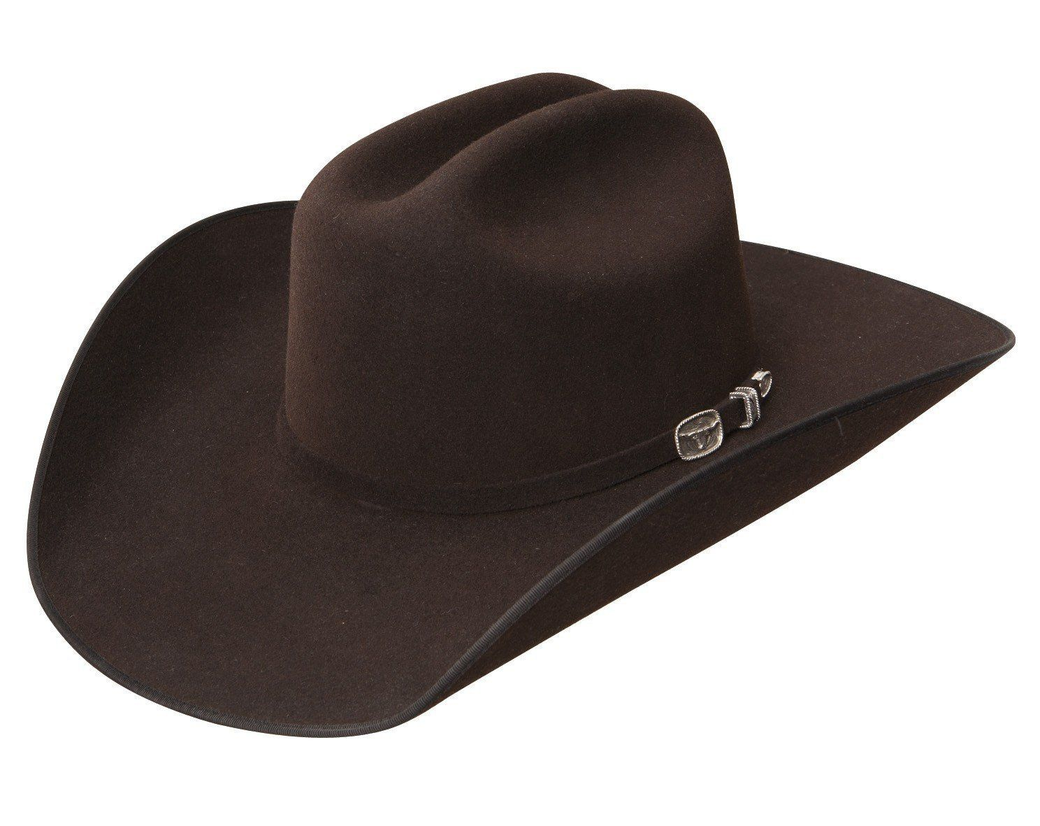 786eeb276f4448 Resistol Longhorn B 4X Fur Felt Western Hat [RWLGHNB6842] | Products ...