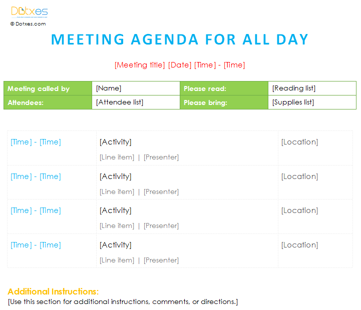 Doc585659 Meeting Scheduler Template Meeting Schedule – Meeting Scheduler Template