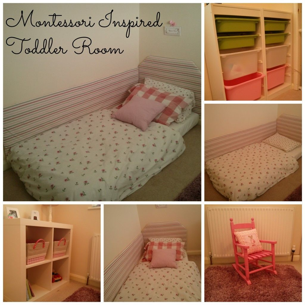 Lb s montessori inspired toddler bedroom from blog of a for Montessori kids room