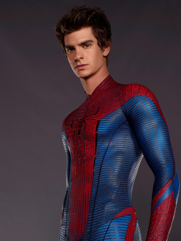 Amazing Spiderman. | Spider-man, Andrew garfield, Traje del hombre araña