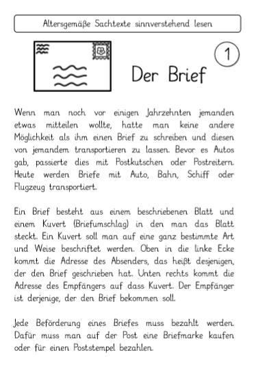 6 Sachtexte Fur Mein Nachstes Deutsch Kapitel Habe Ich Gerade Beendet Und Die Erste Von Neun Ferienwoc Brief Deutsch Brief Schreiben Grundschule Deutsch Lesen