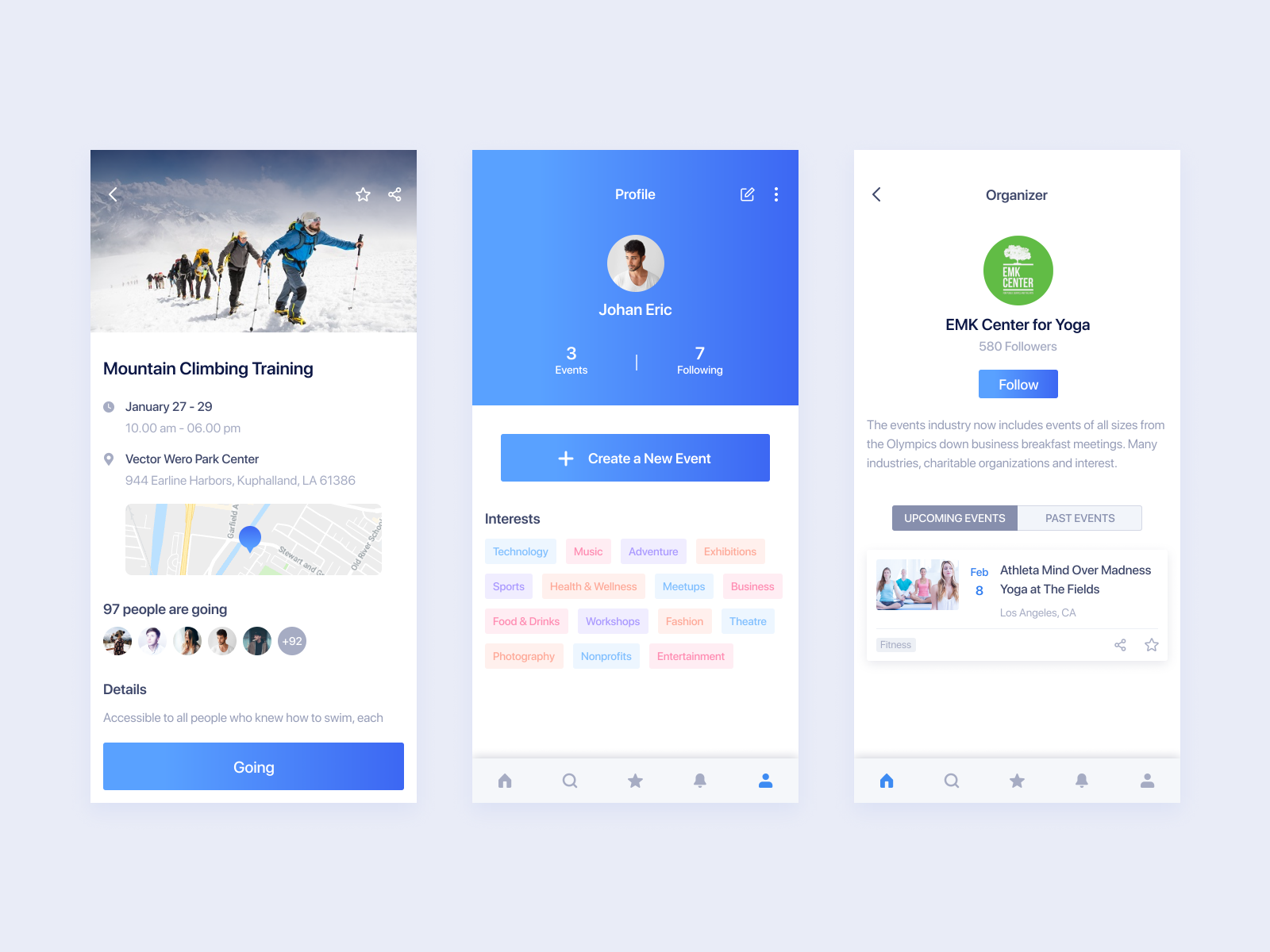 Evon Event App