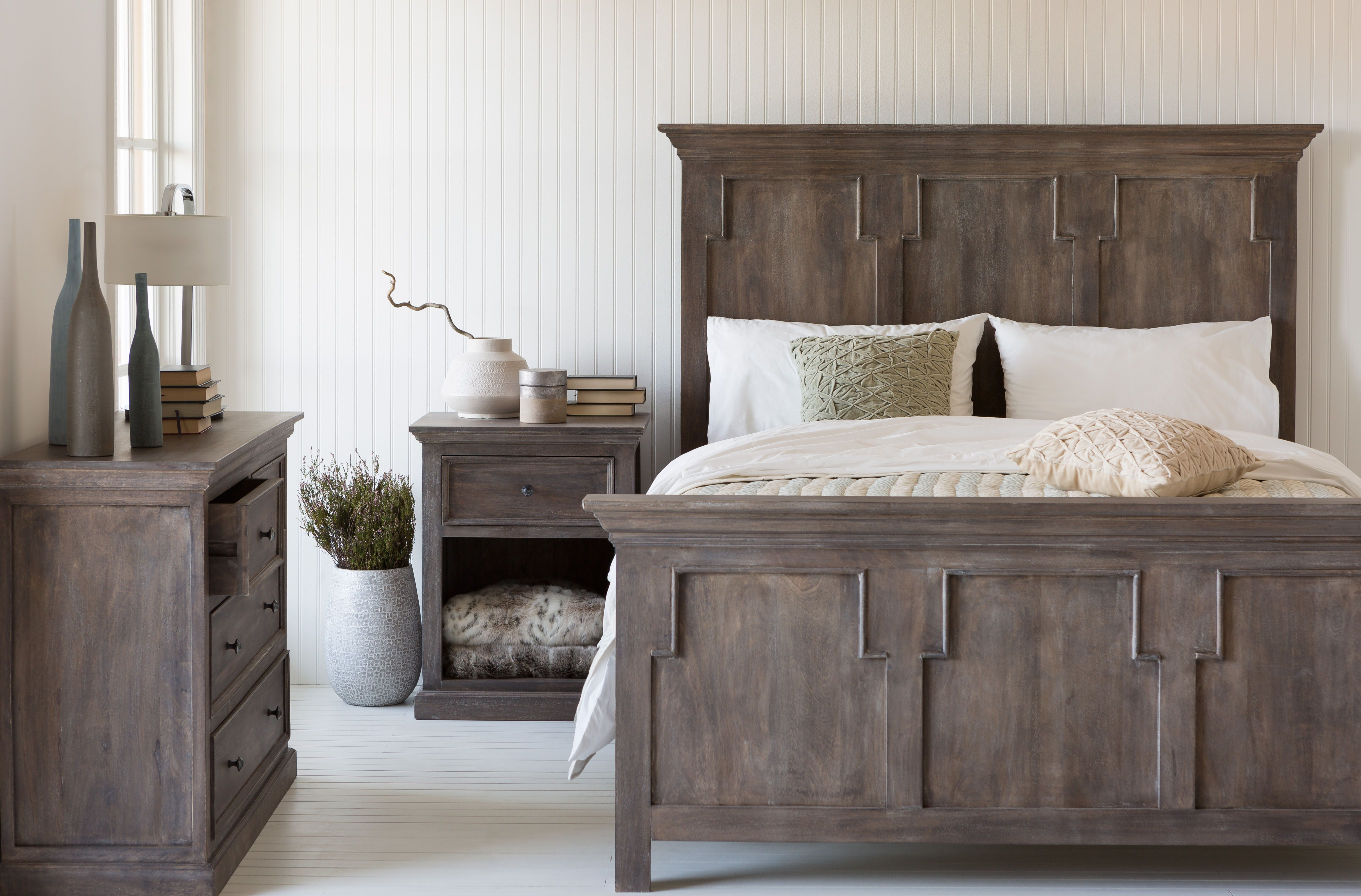 JAIPUR queen bed Simple bedroom, Queen size bedding