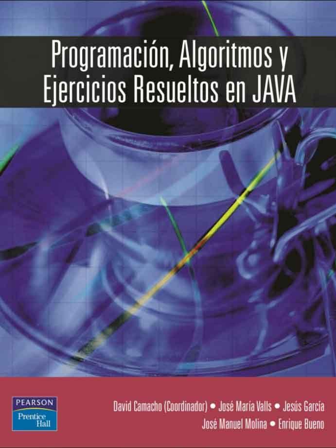 Programación Algoritmos Y Ejercicios Resueltos En Java
