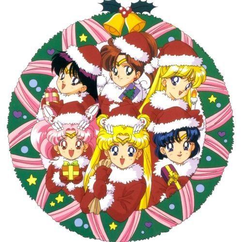 Sailor moon christmas anime christmas christmas pictures christmas ideas sailor moon